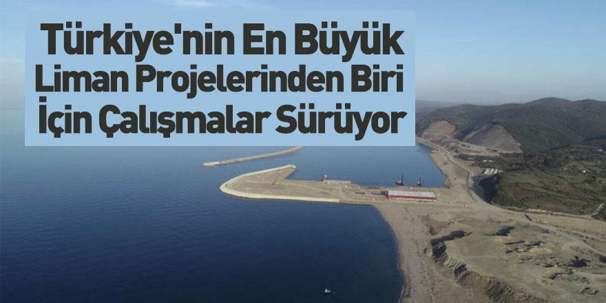 Filyos Limanı İçin Çalışmalar Sürüyor