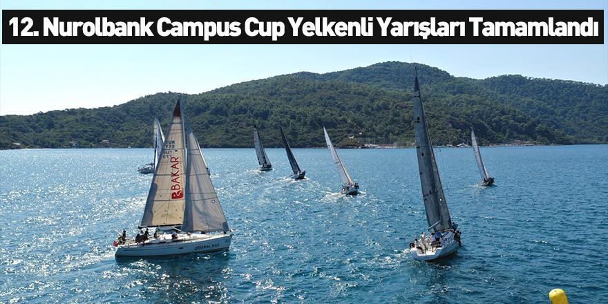 12. Nurolbank Campus Cup Yelkenli Yarışları Tamamlandı