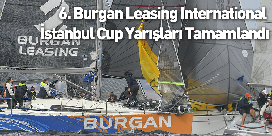 6. Burgan Leasing International İstanbul Cup Yarışları Tamamlandı