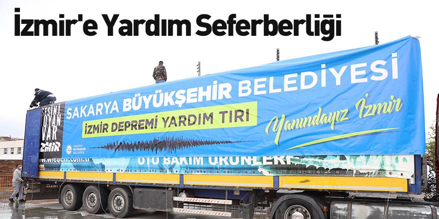 İzmir'e Yardım Seferberliği