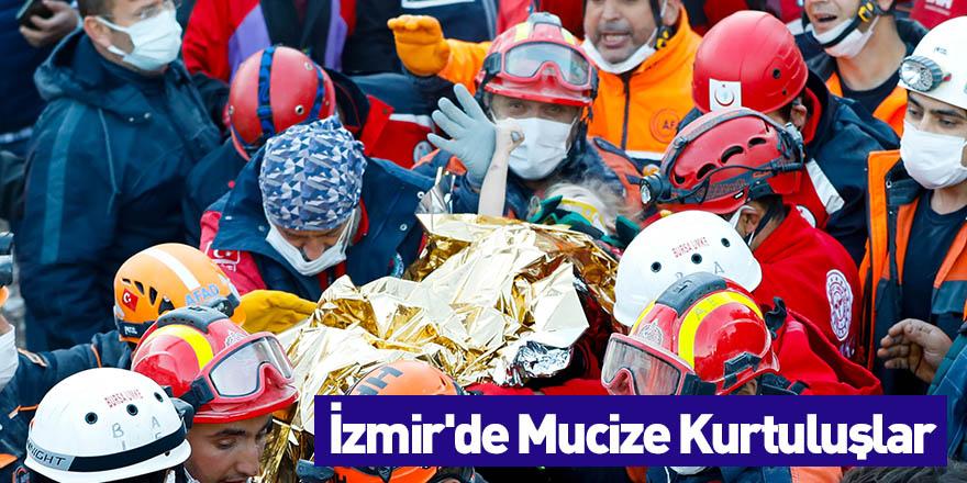 İzmir'de Mucize Kurtuluşlar