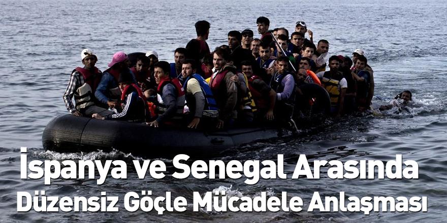 İspanya ve Senegal Arasında Düzensiz Göçle Mücadele Anlaşması