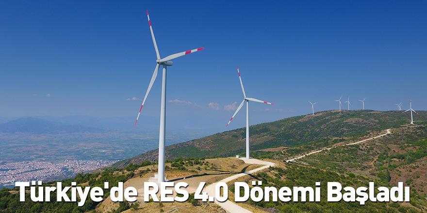 Türkiye'de RES 4.0 Dönemi Başladı