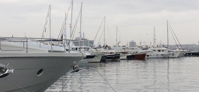 34. Uluslararası İstanbul Boat Show kapılarını açtı