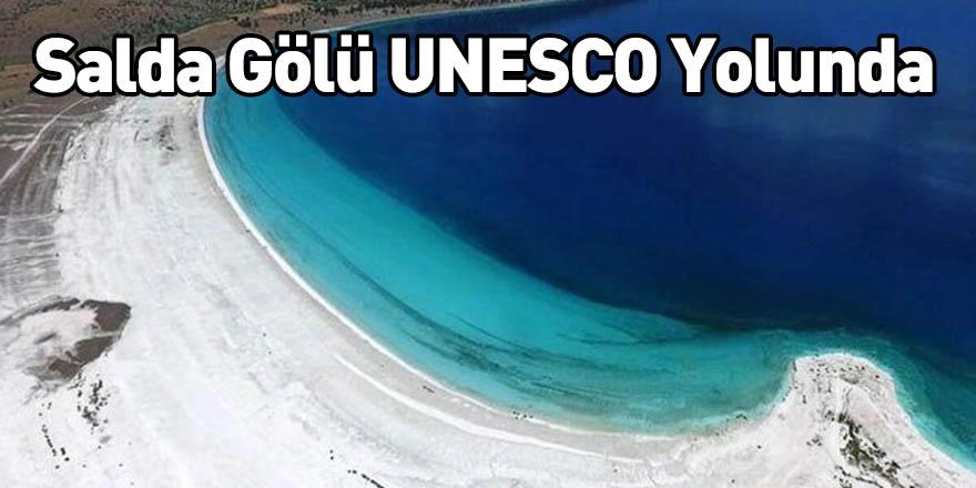 Salda Gölü UNESCO Yolunda