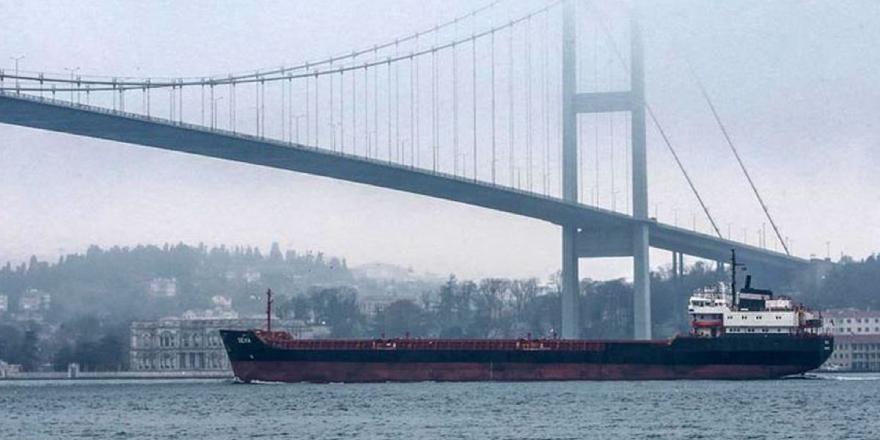 Talimatlara Uymayan Gemi Türk Boğazlarından Geçemeyecek