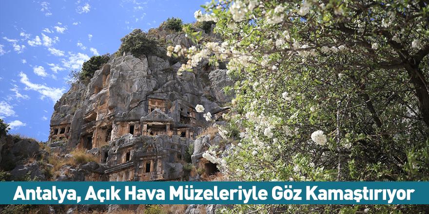 """""""Turizmin Başkenti"""" Antalya, Açık Hava Müzeleriyle Göz Kamaştırıyor"""
