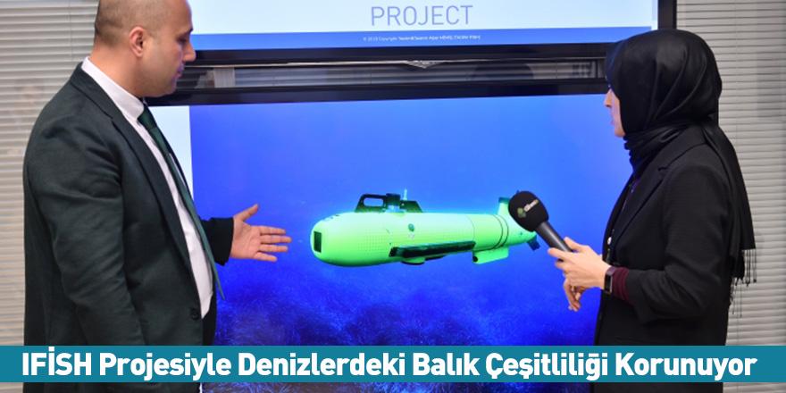 IFİSH Projesiyle Denizlerdeki Balık Çeşitliliği Korunuyor
