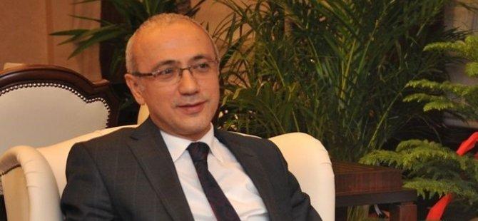 UDH Bakanı Lütfi Elvan DTO Ekim ayı toplantısına katılıyor