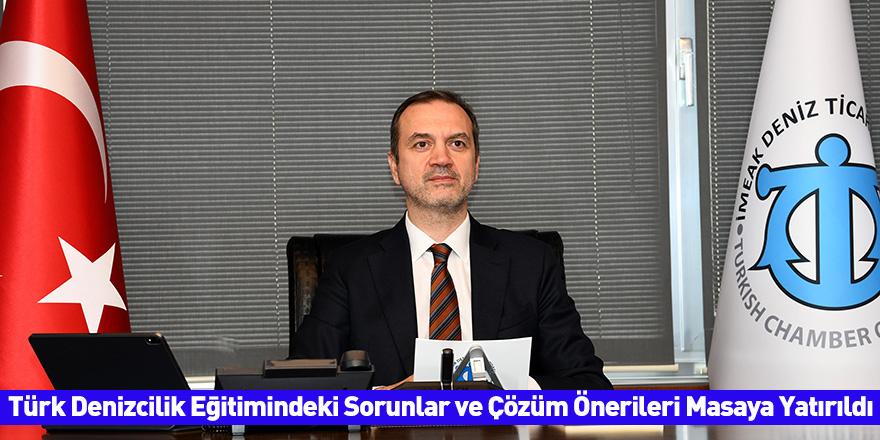 Türk Denizcilik Eğitimindeki Sorunlar ve Çözüm Önerileri Masaya Yatırıldı