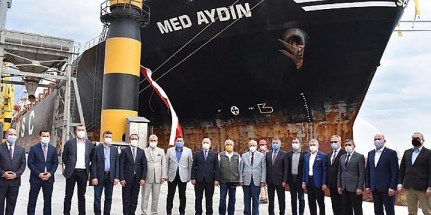 Medlog Filosuna Türk Bayraklı En Büyük Gemiyi Ekledi