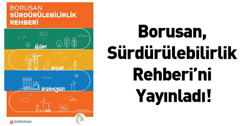 Borusan, Sürdürülebilirlik Rehberi'ni Yayınladı!
