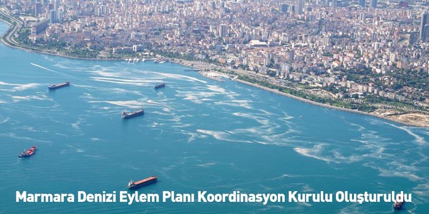 Marmara Denizi Eylem Planı Koordinasyon Kurulu Oluşturuldu