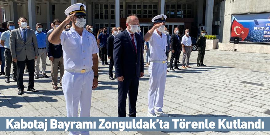 Kabotaj Bayramı Zonguldak'ta Törenle Kutlandı
