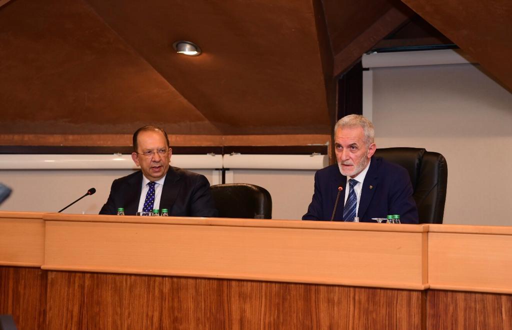 Meclis Toplantısının Gündeminde Dünya Ekonomisi ve Denizcilik Piyasaları Vardı