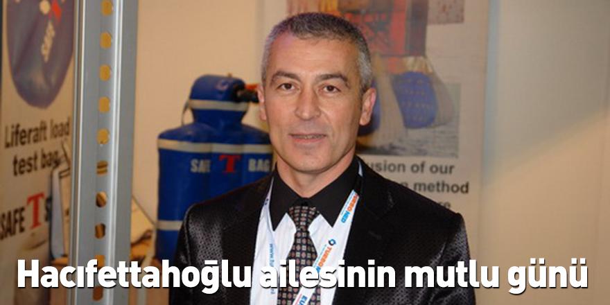 Hacıfettahoğlu ailesinin mutlu günü
