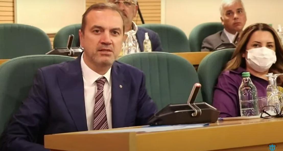 Tamer Kıran Meclis Toplantısında Önemli Açıklamalarda Bulundu