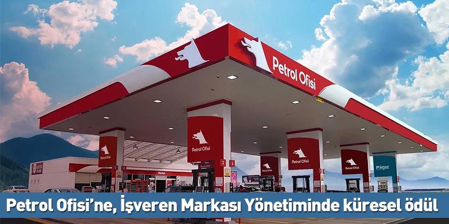 Petrol Ofisi'ne, İşveren Markası Yönetiminde küresel ödül