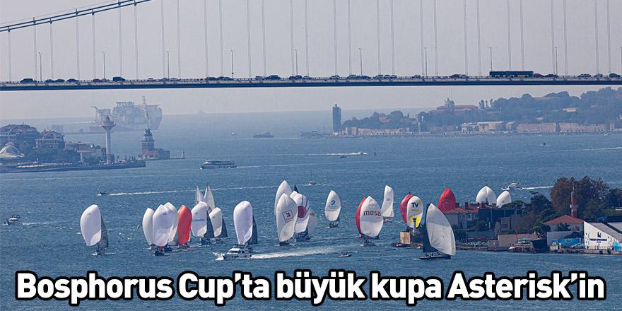 Bosphorus Cup'ta büyük kupa Asterisk'in