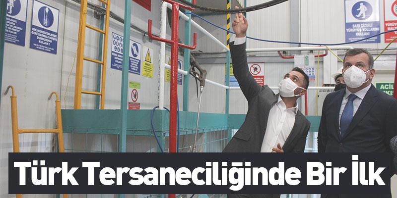 Türk Tersaneciliğinde Bir İlk