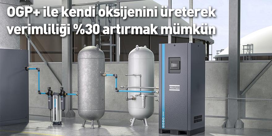 OGP+ ile kendi oksijenini üreterek verimliliği %30 artırmak mümkün