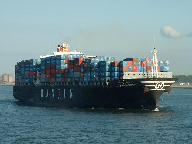 Hanjin iki yeni gemi operatörlüğü aldı