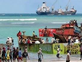 Deniz korsanlığı rekor seviyede arttı