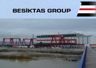 Beşiktaş tersanesinde panik