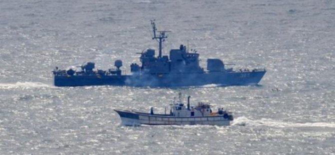 Sarı Deniz'de bir Çinli balıkçı öldürüldü