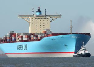 Maersk, nakliye ücretini artırdı