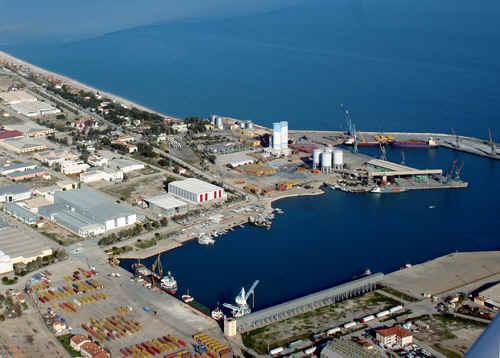 Antalya büyük balıkçı limanı projesi