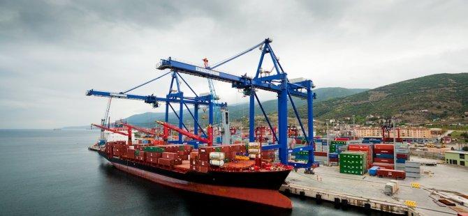 Dış ticaret açığı 6.25 milyar dolar