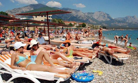 4 milyon Rus turist bekleniyor