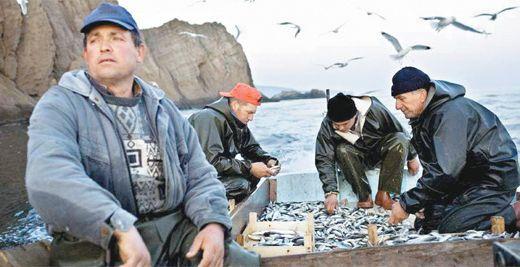 35 bin 750 ton balık yedik