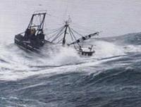 Kongo'da tekne alabora oldu
