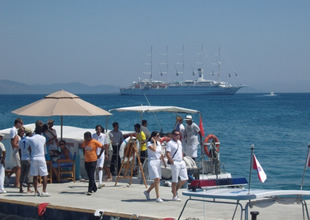 Didim Limanı, 'Cruise3Sixty' Fuarı'ndaydı