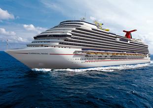 Carnival Cruise yeni üyesine kavuştu