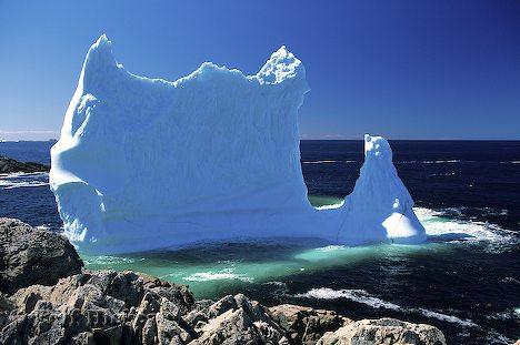 Buzdağı Kanada'ya ulaştı