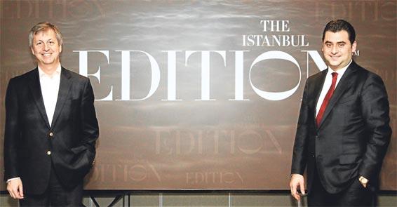 """150 milyon $'a """"edition"""" otel oldu"""