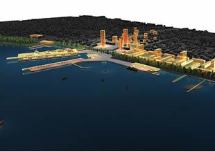 Bakü Limanı proje ihalesi hala sürüyor