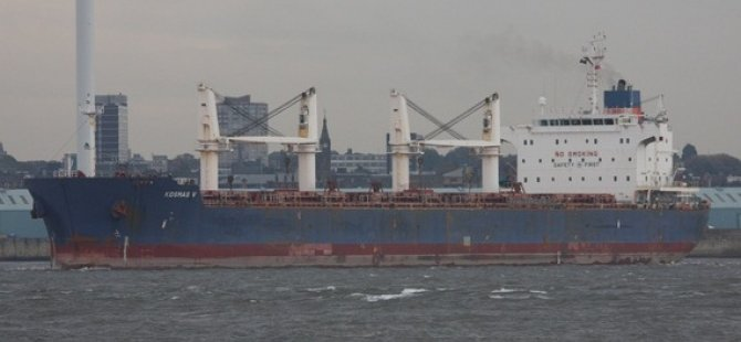 'Focomar' Yemen açıklarında battı, 24 denizci kurtarıldı