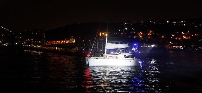Boat Show, yeni tekneleri 'Tekne defilesi' ile görücüye çıkardı