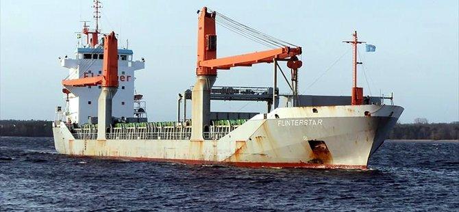Belçika'da gemi Kazası
