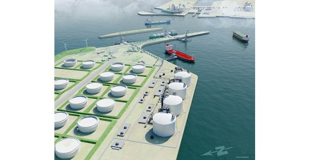 Jamaica to Build LNG Terminal