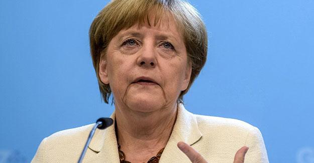 Merkel'den Türkiye yorumu: Doğru yolda olduğumuza inanıyorum
