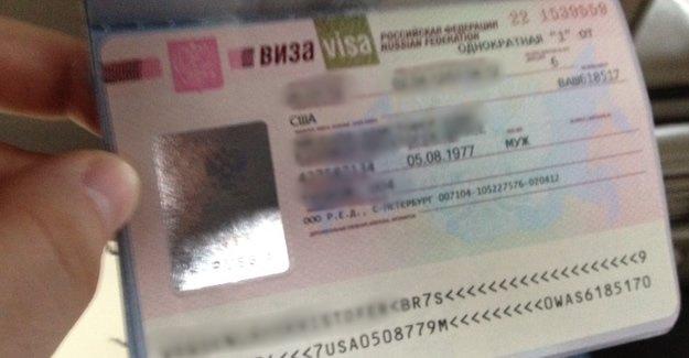 Rusya Türkiye ile vize anlaşmasını askıya aldı
