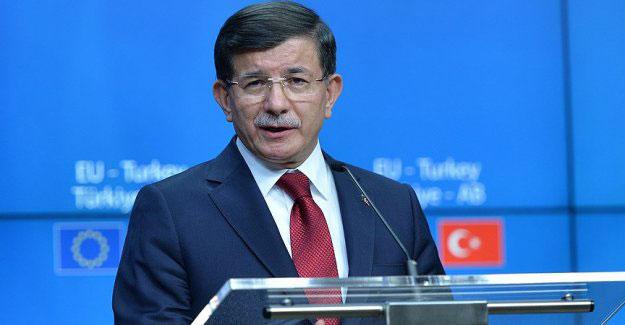 Davutoğlu açıkladı: İşte AB ile vize muafiyetinin takvimi