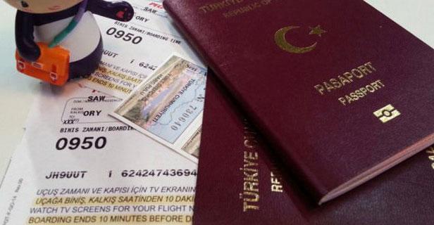 Avrupa'ya vizesiz seyahat için 72 kriter