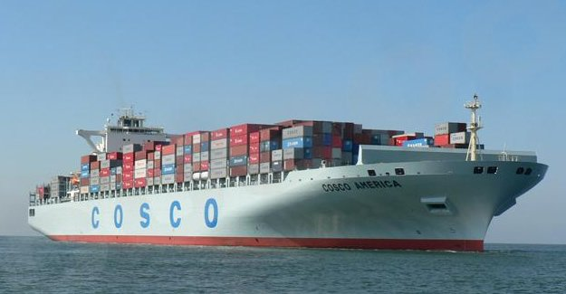 COSCO, CSG Merger Talks to Extend into January