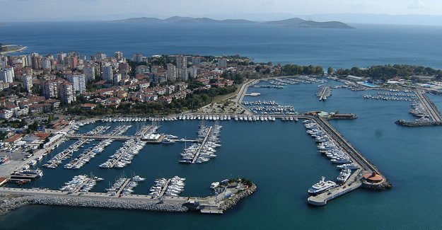 Deniz tutkunları Kalamış Marina'da buluşuyor!